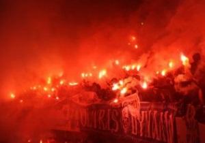 Динамовских фанатов могут не пустить на стадион в Харькове