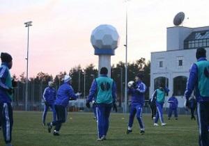 Перед матчем с Металлистом Динамо проведет всего одну тренировку