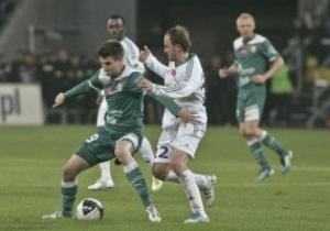 У польських стадіонів Євро-2012 виникли проблеми з газонами