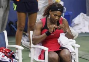 Известная теннисистка перепутала допинг-офицера с грабителем