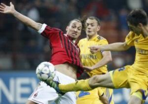 ЛЧ: Порту уступил АПОЭЛу, Милан не сумел обыграть БАТЭ