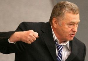 Жириновский проведет схватку со скандальным экс-чемпионом по боксу из США