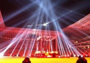 Сегодня пройдет официальная церемония открытия Арены Львов