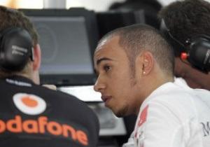Хэмилтон оштрафован на три стартовые позиции на Гран-при Индии