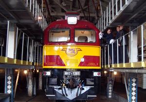 Кабмин предложил акционировать железнодорожный транспорт