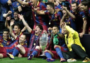 В число претендентов на Золотой мяч-2011 войдут девять футболистов Барселоны
