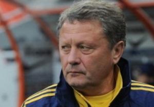 Маркевич: Всем надоело, что титул чемпиона разыгрывают только Динамо и Шахтер