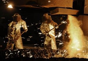 У вересні Україна змістилася на десяте місце в світі з обсягу виплавки сталі