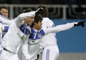 Динамо и Металлист поднялись в клубном рейтинге UEFA