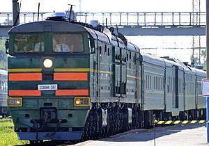 РЖД приостановила продажу билетов на поезда в Украину после 3 декабря