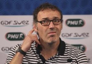 Тренеру сборной Франции не понравилась тренировочная база Евро-2012 в Польше