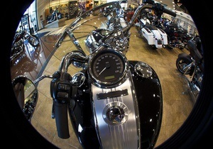 Прибыль Harley Davidson выросла благодаря продажам новых моделей мотоциклов