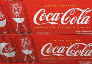 Прибыль Coca-Cola выросла благодаря увеличению продаж