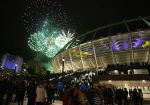 Корреспондент: Стадион №1. В Киеве открыли 16-й по вместительности стадион Европы
