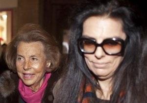 Дочь богатейшей женщины Франции через суд получила право управлять империей L Oreal
