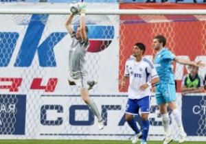 РПЛ: Зенит и московское Динамо не смогли порадовать болельщиков голами
