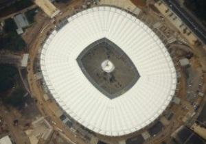 Стадион к Евро-2012 в Варшаве откроют футболом, а не шоу-программой
