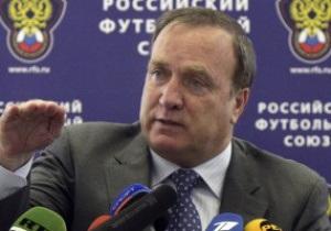 РФС продлит контракт с главным тренером сборной