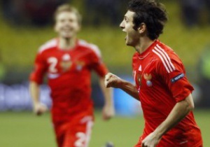 Евро-2012: Россия громит Андорру, Эстония прорывается в плей-офф