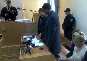 Суд засудив Тимошенко до семи років в язниці