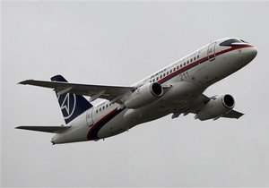 Швейцарская авиакомпания купит российские самолеты Sukhoi Business Jet