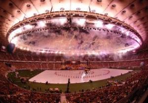 Фотогалерея: Поле чудес. НСК Олимпийский торжественно открыт