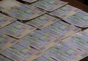 У Київській області затримано голову і бухгалтера селищної ради за отримання хабара у 400 тис. грн