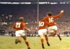 Игроков сборной ФРГ поймали на допинге перед финалом Чемпионата мира-1966