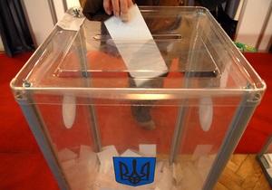 Рада відхилила усі законопроекти про вибори народних депутатів