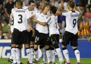 Примера: Валенсия побеждает, Вильярреал не справился с Сарагосой