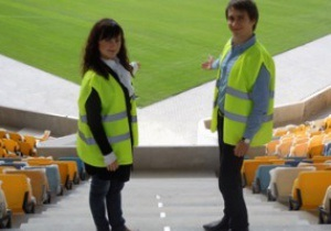 Объектам Евро-2012 во Львове необходима тысяча молодых специалистов