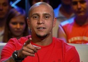Роберто Карлос: Решили с президентом, что Анжи нужны Джерард, Пирес, Лампард и Сколари
