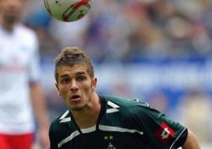 Полузащитник менхенгладбахской Боруссии согласился выступать за сборную Украины