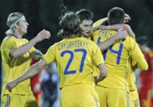 Студенты смогут купить билеты на матч Украина - Болгария со скидкой