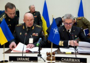 Євро-2012 проходитиме без присутності військовослужбовців НАТО в Україні