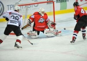 ХК Донбасс в упорнейшем матче уступил действующему чемпиону ВХЛ