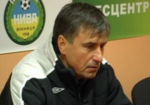 Очередной украинский клуб может прекратить свое существование