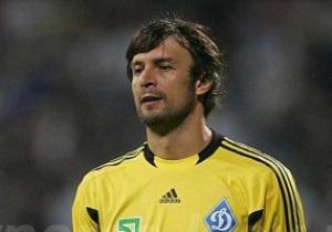 Шовковський провів 300-й сухий матч за кар єру