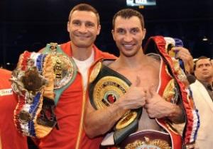 Тренер Кличко: В ближайшие пять лет братья будут соперничать, пытаясь затмить друг друга