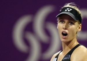 Російська тенісистка стала ведучою хокейного каналу