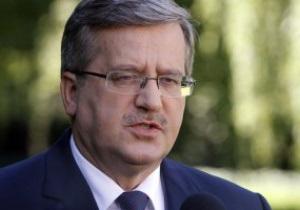 Президент Польши разрешил продажу пива во время Евро-2012
