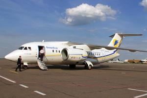 ГП Антонов изъяло один Ан-148 у авиакомпании Аэросвит