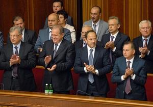 337 млрд доходів і 91 млрд нових боргів: Міністр фінансів представив у Раді проект бюджету на 2012 рік