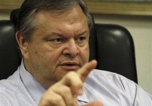 Міністр фінансів Греції заявив, що гравці на фінансових ринках шантажують Афіни