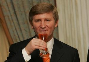 Холдинг Ахметова в 2010 году увеличил прибыль почти в пять раз