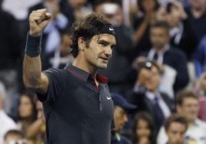 Теннисист Роджер Федерер занял второе место в списке самых уважаемых людей в мире