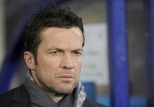 Перед матчем с Украиной уволен главный тренер сборной Болгарии