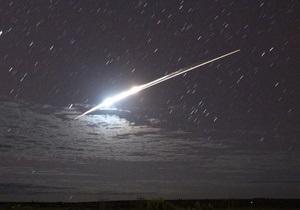 На початку жовтня на Землю проллється сильний метеорний потік