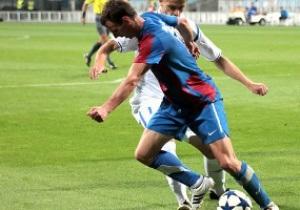 Арсенал и Александрия сыграли в сухую ничью