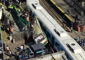У Буенос-Айресі сталося друге за два дні велике ДТП. Постраждало 90 людей